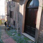 ANAGNI: Iniziati oggi i lavori di messa in sicurezza di alcuni vicoli del centro storico