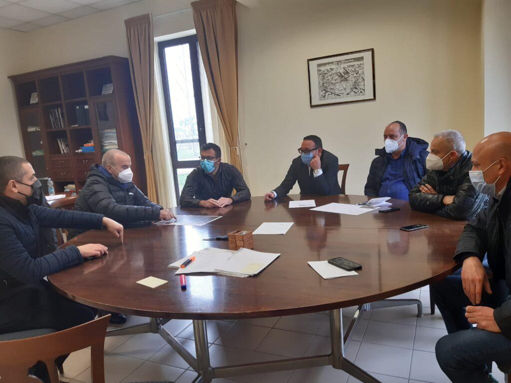 Il Cosilam è pronto a presentare la richiesta di finanziamento per la realizzazione di una strada di collegamento nel comune di Pontecorvo.