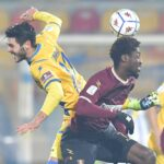 Frosinone-Salernitana 0-0.