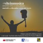 Teatro Palladium: domani 22 dicembre in diretta YouTube e Zoom l'anteprima di #viteinmusica, rassegna sul biopic musicale.