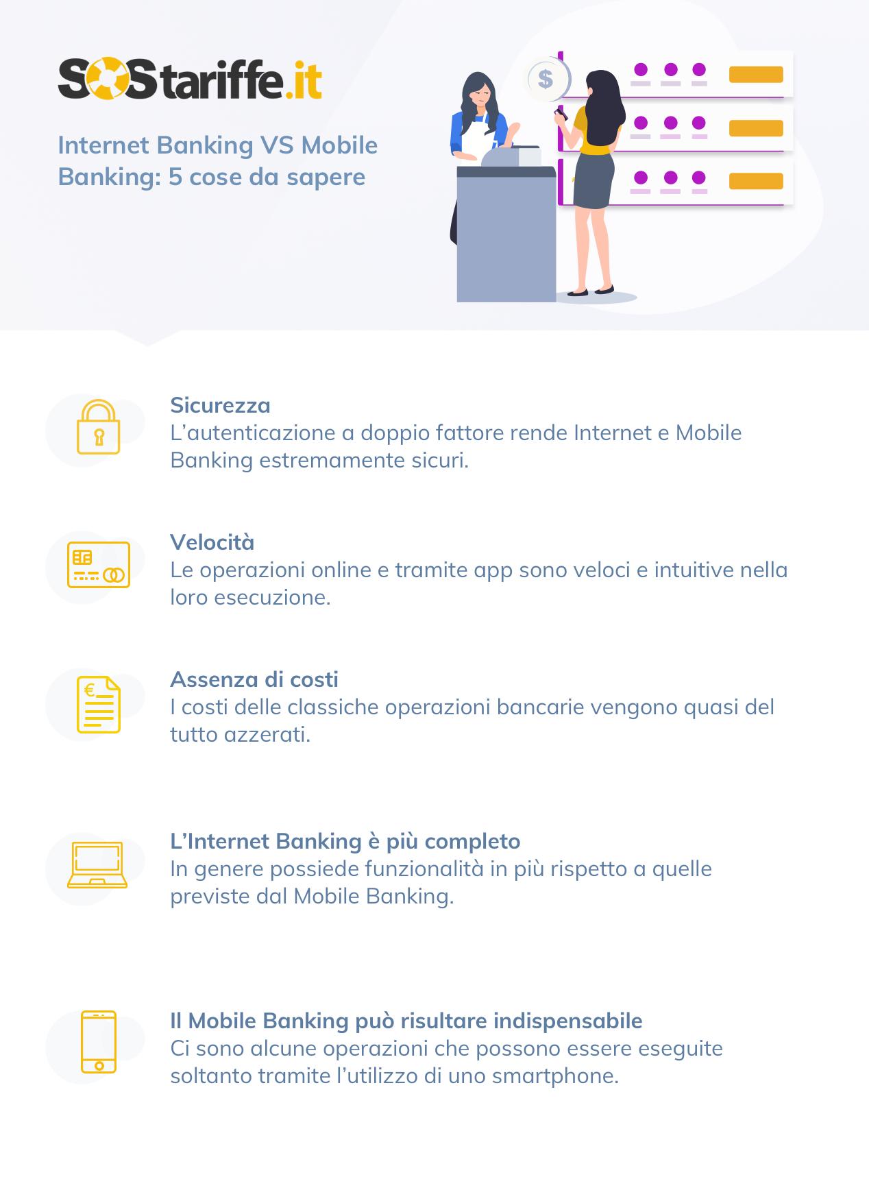 Sempre più dubbi su Internet e Mobile Banking: 5 cose da sapere per usare il conto a distanza