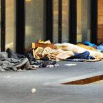 ROMA. ECOSOLIDALE: NONO CLOCHARD MORTO, PIANO FREDDO MOLTO INSUFFICIENTE.