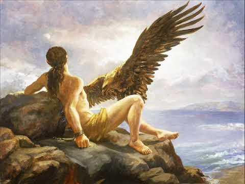 Il mito di Zeus e Prometeo.